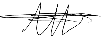 Tunde Signature